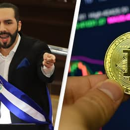 El Salvador Set To Become First Country To Make Bitcoin Legal Tender