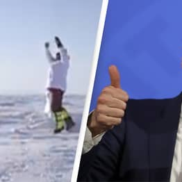 Matt Hancock Once Got Frostbite While Thinking He Was Breaking A World Record