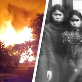 Another Catholic Church Set On Fire After Indigenous Remains Discovered