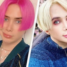 White Influencer Receives Death Threats After Getting Cosmetic Surgery To 'Look Korean'