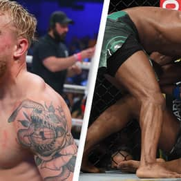Jake Paul Opponent Tyron Woodley Will 'Take A Dive', Former UFC Champ Claims