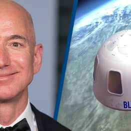 Bidder Pays $28 Million For Seat On Jeff Bezos' 11 Minute Flight To Space