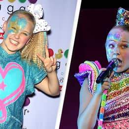 JoJo Siwa Responds After Rumours She'd Be Made To Kiss Man In Upcoming Movie