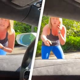 Man Has The Best Reaction To Woman Calling The Police Over His 'Insanely Loud' Car