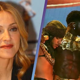 Madonna Slammed For Her Response To Lil Nas X Onstage Kiss