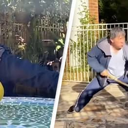 This 60-Year-Old Has The Most Insane Martial Arts Skills