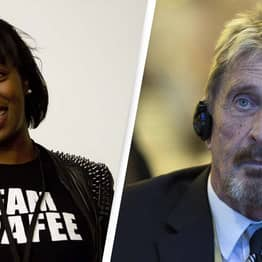 John McAfee's Wife Made Chilling Claims Just Days Before His Death