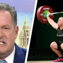 Piers Morgan Slams Olympics' First Ever Transgender Athlete In Scathing Rant