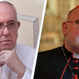 Pope Rejects Cardinal's Resignation Over Sex Abuse Scandal