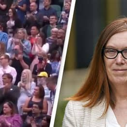 Scientist Who Helped Create AstraZeneca Vaccine Receives Emotional Standing Ovation At Wimbledon