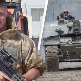 Former Soldier With PTSD Encourages People To Open Up After He 'Imploded' Due To Disorder