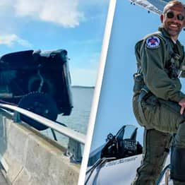 Hero Who Saved Toddler From Bridge Honoured With Air Force Flight
