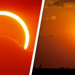 Incredible 'Ring Of Fire' Eclipse To Sweep Across The Earth