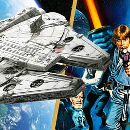 Disney Renames Iconic Star Wars Ship To Remove Racist Connotations