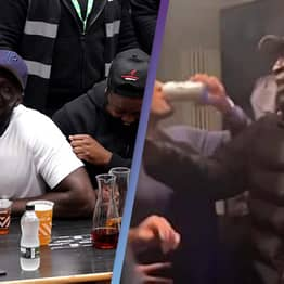 Stormzy Attended A Random Fan's House Party After England Euros Win