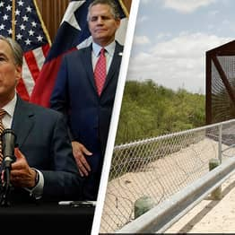 Texas Plans To Build Its Own Wall After Biden Administration Pauses Construction
