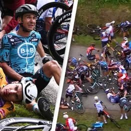 The Full Injury List From The Tour De France Crash Has Been Revealed And It's Horrifying