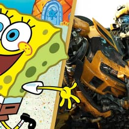 SpongeBob And Transformers Cost US Taxpayers $4 Billion, Says Study
