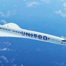 United Airlines Set To Bring Back Supersonic Flight