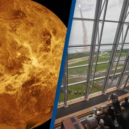 NASA Returning To Venus For First Time In 30 Years