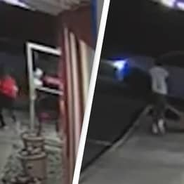 Waitress Abducted And Assaulted After Chasing Down Diners Who Left Without Paying The Bill