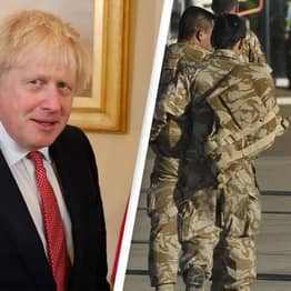 Boris Johnson Announces UK Troops' Withdrawal From Afghanistan