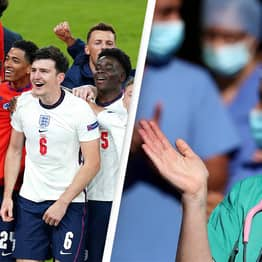 England Squad Will Donate Euro 2020 Prize Money To The NHS