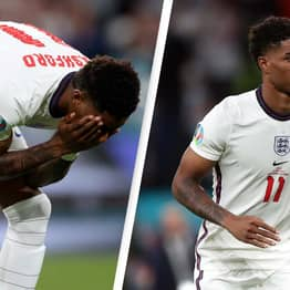 Marcus Rashford Gives Emotional Apology For Missing Penalty In Euros Final Defeat