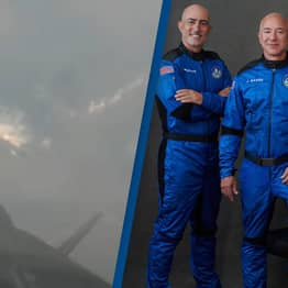 Jeff Bezos Officially Becomes The Richest Man In Space