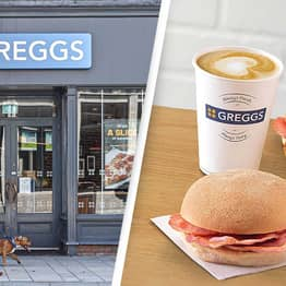 Greggs Forced To Close Stores As Track And Trace Notifications Soar
