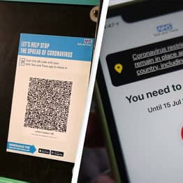 Track And Trace App Pings More Than Ten Times The Number Of Coronavirus Cases Reported