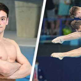 Tom Daley Wins His First Gold Medal At Tokyo Olympics