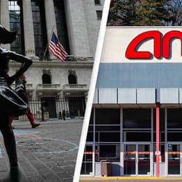 #DarkPoolAbuse Trends As Retail Traders Rally Against 'Market Manipulation' On AMC Stock
