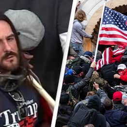 Florida Man Is The First Person Sentenced For Felony Charges From Capitol Riot
