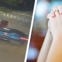 Woman Who Caused High-Speed Crash Claims She Let 'God Take The Wheel'