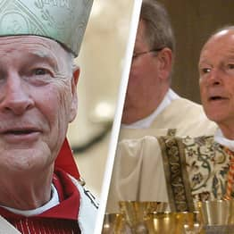 Disgraced Catholic Cardinal McCarrick Charged With Sexually Assaulting Teen