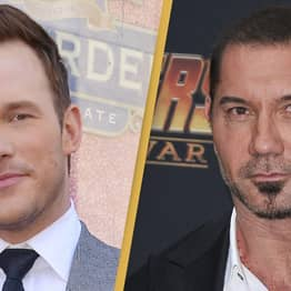 Chris Pratt 'Blacked Out' On Sleeping Pills And Challenged Dave Bautista To Wrestle Him