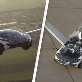 New Research Reveals How Much It Would Cost You To Own A Flying Car