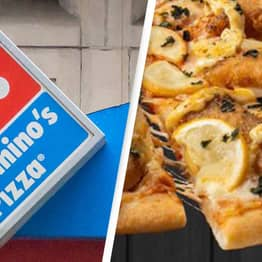 Dominos Has Invented A Pizza That 'Insults Both England And Italy'
