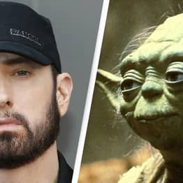 Eminem Does Incredibly Accurate Yoda Impression During Interview