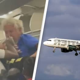 Massive Fight Erupts On Airplane, Passengers Say It Was Caused By Racism