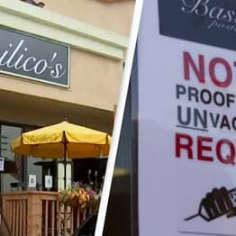 California Restaurant Will Only Serve Unvaccinated Customers As Covid Cases Surge