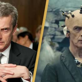 Peter Capaldi On Playing 'Supervillain Malcolm Tucker' In The Suicide Squad