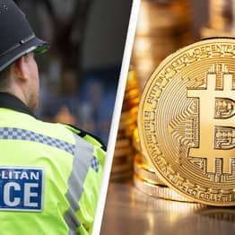 Metropolitan Police Seize Record-Breaking Haul Of Cryptocurrency