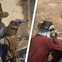 Red Dead 2 Gamer Captures Footage Hunting Racist Players Dressed As Ku Klux Klan