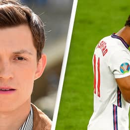 Tom Holland Blasts Racist Trolls Who Targeted English Players After The Euro 2020 Final
