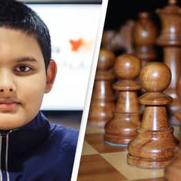 12-Year-Old Indian-American Prodigy Becomes Youngest Chess Grandmaster In History