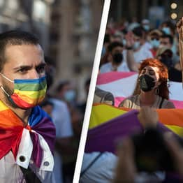 Protests Erupt In Spain After Gay Man Beaten To Death Outside Nightclub