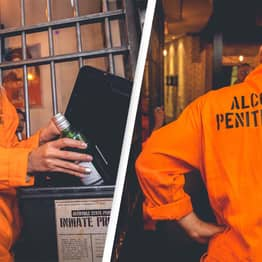 Prison-Themed Bar Offers Real-Life Breakout Experience