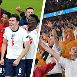 Wembley DJ Explains Why Sweet Caroline Was Played After England's Semi-Final Win